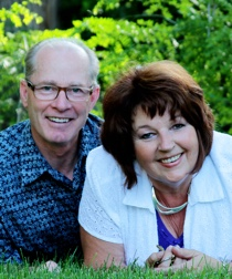 Dr. Doug Williams and wife, Donna